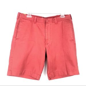 Men's J. Crew Gramercy Chino Shorts Size 34